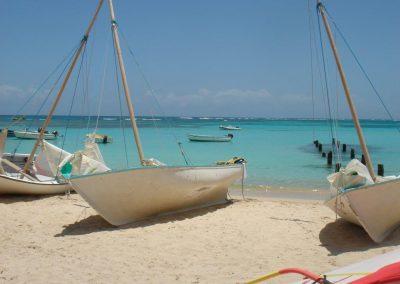 Lagon Saint Anne Guadeloupe