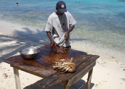 Langouste Tobago